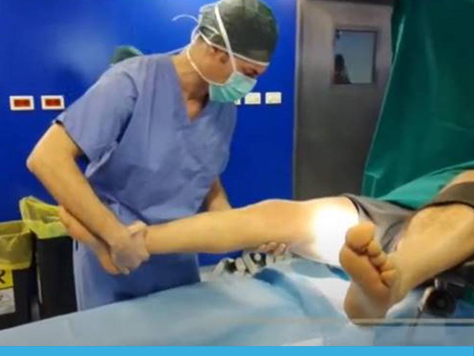 La nuova chirurgia protesica di ginocchio
